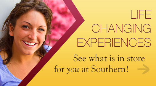 See what is in store for you at Southern Adventist University!