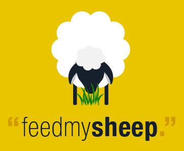 Feed My Sheep Logo