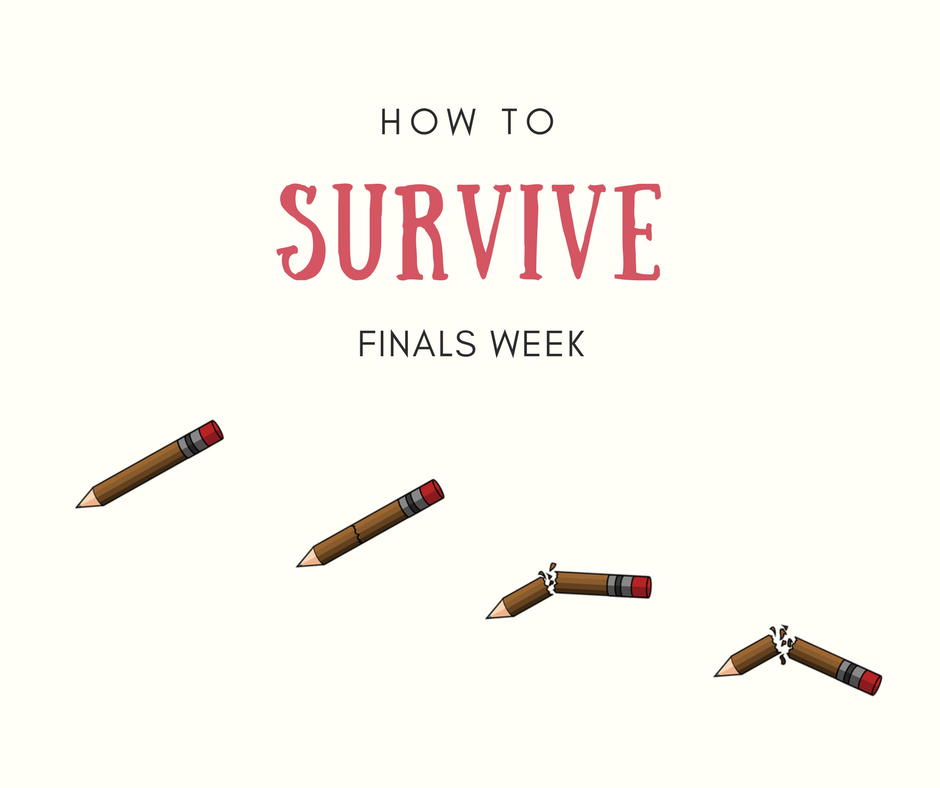 Surviving Finals