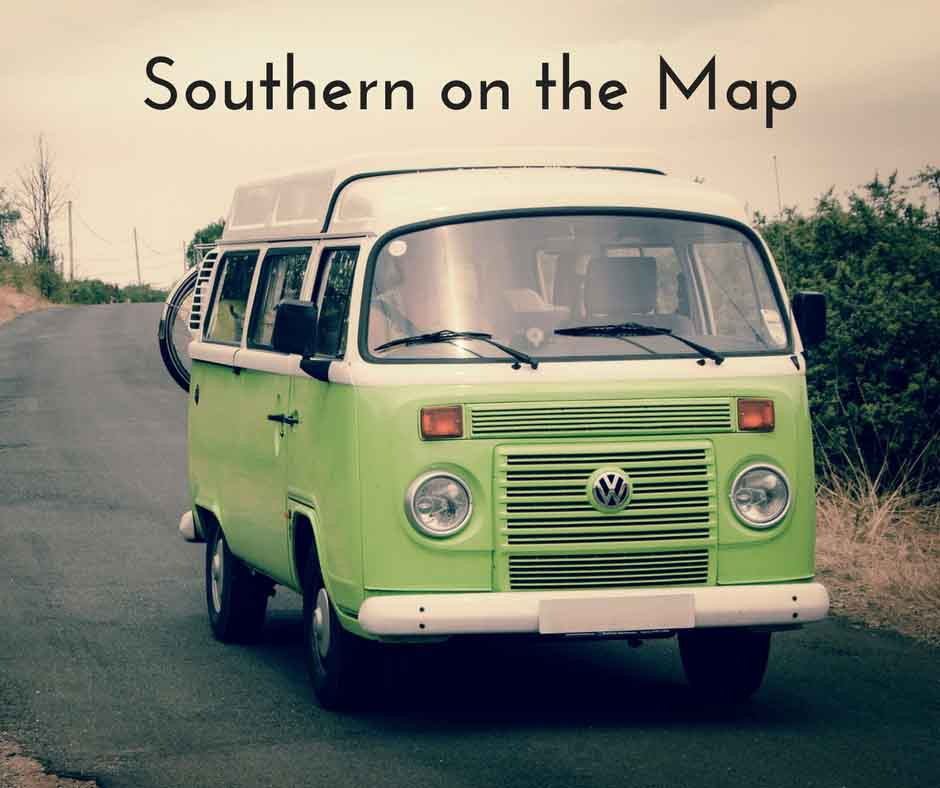 SouthernOnTheMap